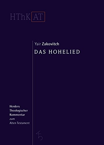9783451268304: Hohelied
