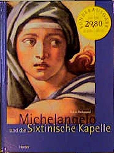 9783451269127: Michelangelo und die Sixtinischw Kapelle