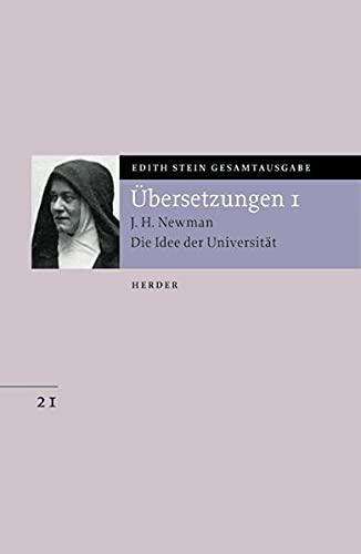 Übersetzungen I: Edith Stein