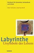 9783451274107: Labyrinthe, Ursymbole des Lebens