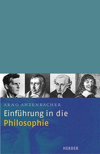 9783451278518: Einführung in die Philosophie.