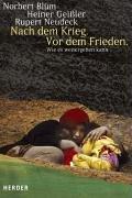 9783451282553: Nach dem Krieg. Vor dem Frieden.