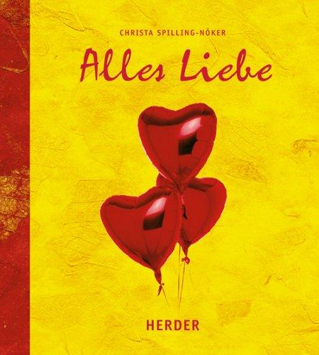 9783451286452: Alles Liebe
