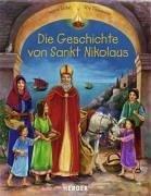 9783451288548: Die Geschichte von Sankt Nikolaus