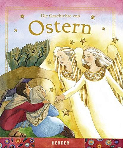 Die Geschichte von Ostern - Mary Joselin, Helen Cann
