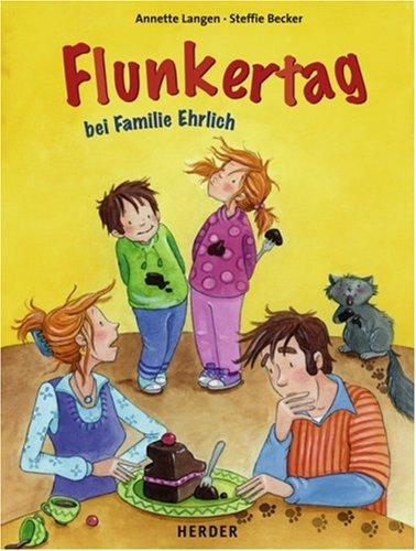 9783451293627: Flunkertag bei Familie Ehrlich
