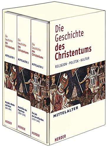 9783451293726: Die Geschichte des Christentums. Mittelalter: Religion - Politik - Kultur