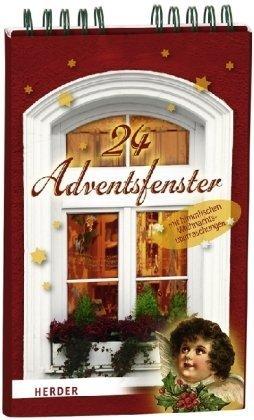 9783451302398: 24 Adventsfenster: mit himmlischen Weihnachtsüberraschungen