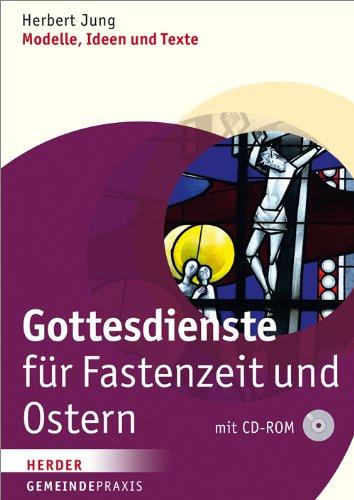 9783451310850: Gottesdienste für Fastenzeit und Ostern