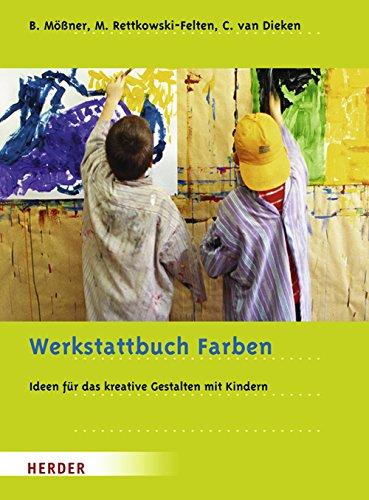 9783451320934: Werkstattbuch Farben