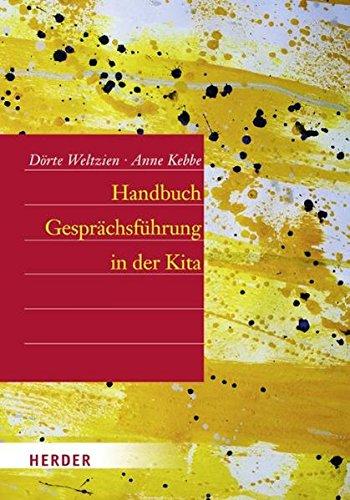 9783451322877: Handbuch Gesprächsführung in der Kita
