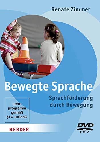 9783451324444: Bewegte Sprache - Sprachförderung durch Bewegung [Alemania] [DVD]