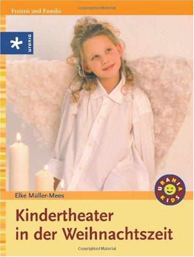 9783451340253: Kindertheater in der Weihnachtszeit