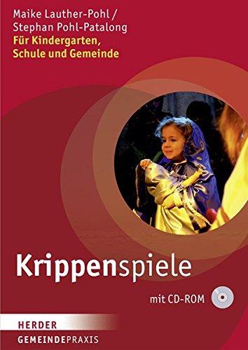 9783451341045: Krippenspiele: F�r Kindergarten, Schule und Gemeinde