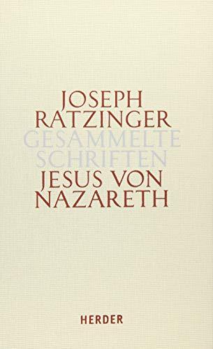 9783451341731: Gesammelte Schriften 6/1. Jesus von Nazareth: Beiträge zur Christologie. Erster Teilband