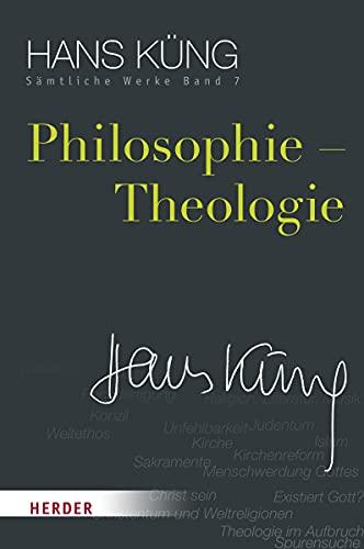 Philosophie - Theologie: Hans Kung, Stephan Schlensog