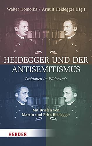 9783451375293: Heidegger und der Antisemitismus
