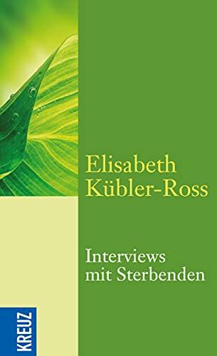 9783451613142: Interviews mit Sterbenden