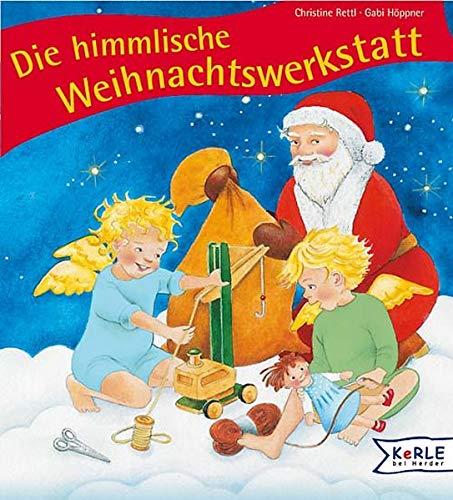 9783451705205: Die himmlische Weihnachtswerkstatt.