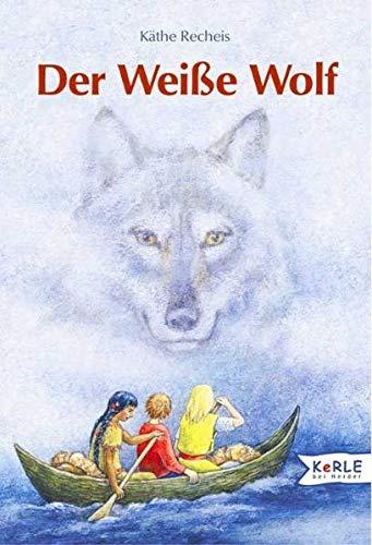 9783451705410: Der weiße Wolf