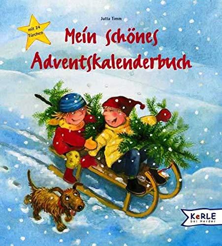 9783451705878: Mein schönes Adventskalenderbuch.