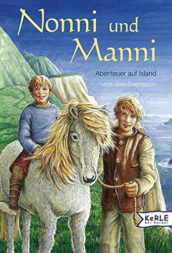 Nonni und Manni . Abenteuer auf Island: Svensson, Jón