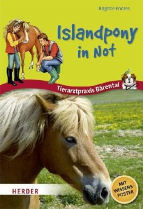 9783451708732: Islandpony in Not: Tierarztpraxis Bärental