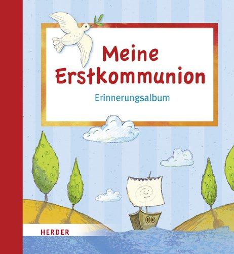 9783451710254: Meine Erstkommunion: Erinnerungsalbum