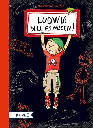 9783451711732: Ludwig will es wissen!