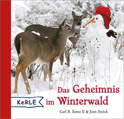 9783451712159: Das Geheimnis im Winterwald