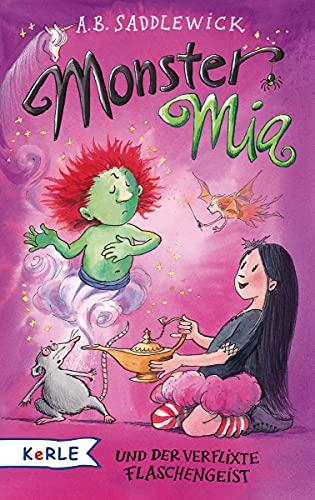 9783451712265: Monster Mia und der verflixte Flaschengeist