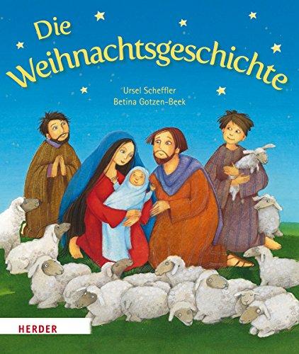 9783451713309: Die Weihnachtsgeschichte
