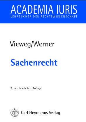 9783452254764: Sachenrecht.