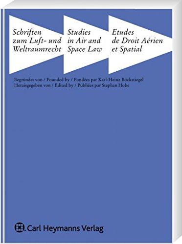 Rechtsfragen der Errichtung und Nutzung von Flughafensystemen: Jürgen Cloppenburg