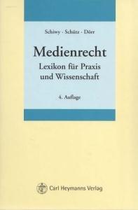 9783452264756: Medienrecht (Livre en allemand)