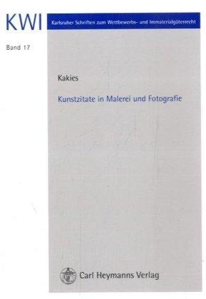 9783452266309: Kunstzitate in Malerei und Fotografie
