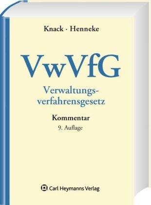 9783452266552: Verwaltungsverfahrensgesetz (VwVfG)