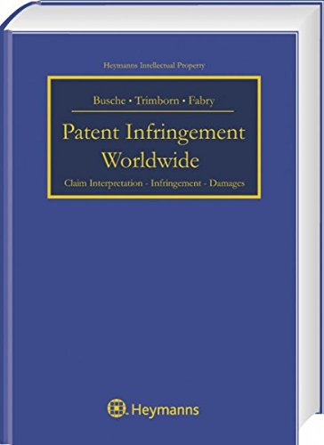 Patent Infringement Worldwide: Jan Busche