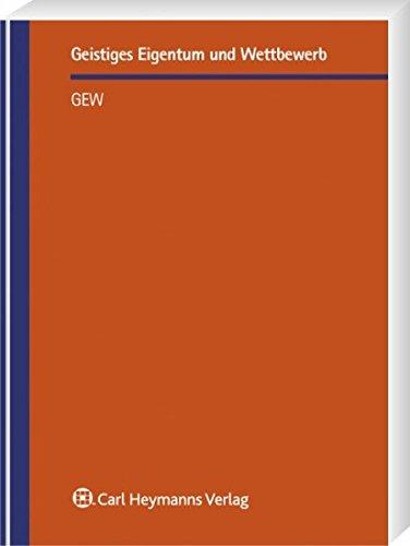 Der Parallelhandel mit Arzneimittel: Heymanns Verlag Gmbh