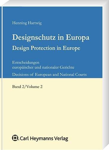 Designschutz in Europa 2: Henning Hartwig