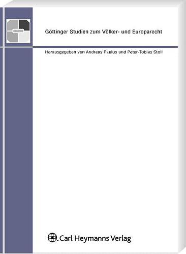 Öffentliche Kulturförderung und Welthandelsrecht - WTO, UNESCO und das Recht des Staates ...