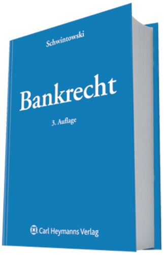 9783452271501: Bankrecht: Commercial Banking - Investment Banking