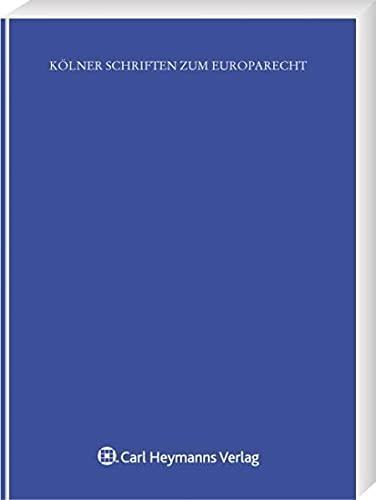 Die Vereinbarkeit des kommunalen Örtlichkeitsprinzips mit dem EG-Recht: Ulrich Ehricke