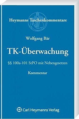 TK-Überwachung: Wolfgang Bär