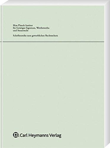 9783452275240: Die demoskopische Befragung als Beweismittel im Markenrecht