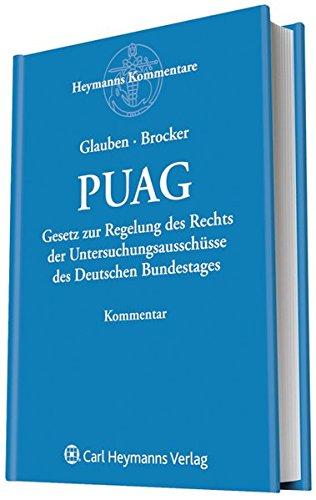 PUAG: Paul J. Glauben