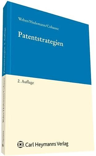9783452276681: Patentstrategien