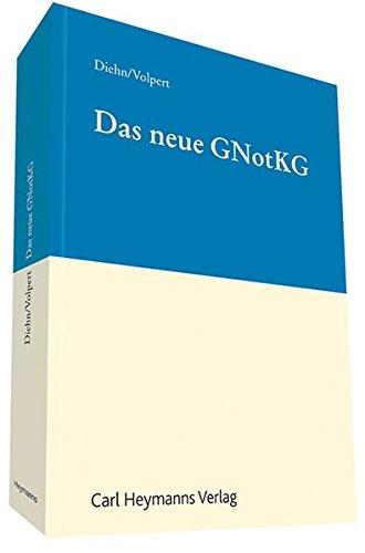 Praxis des Notarkostenrechts: Thomas Diehn