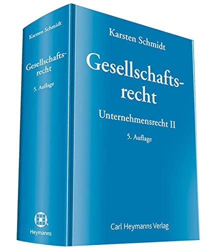 9783452280213: Gesellschaftsrecht: Unternehmensrecht II