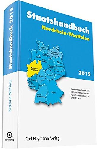 Staatshandbuch Nordrhein-Westfalen 2015: Martina Ostarek